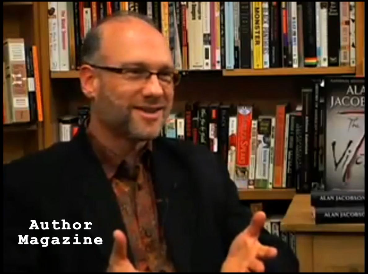 Author Magazine interview