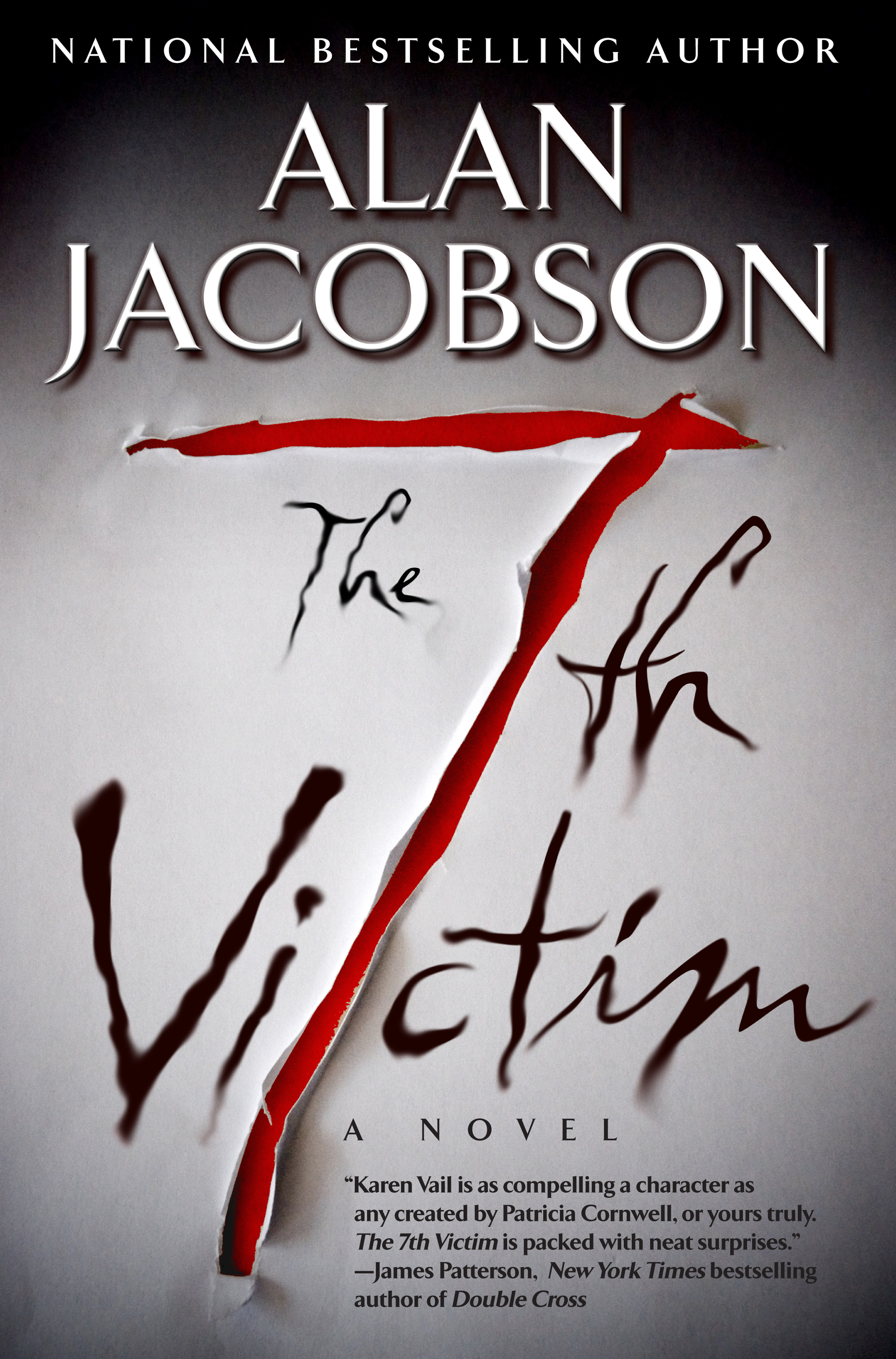 The 7th Victim excerpt (Karen Vail #1)
