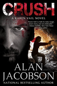 Crush by Alan Jacobson - Karen Vail #2