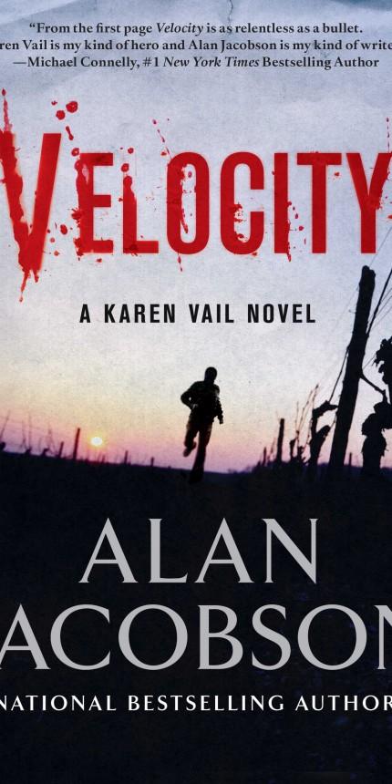 Velocity excerpt (Karen Vail #3)