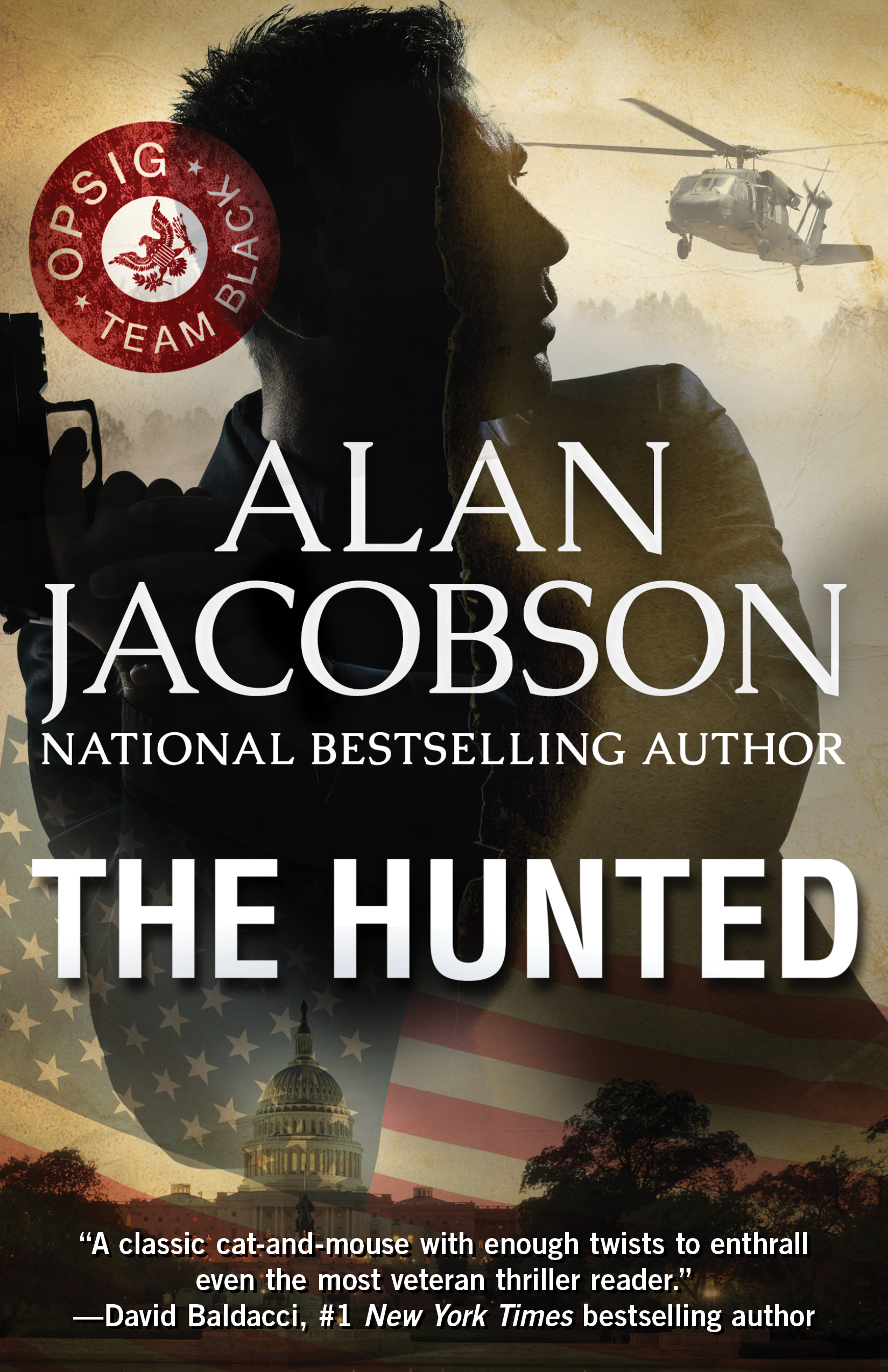 The Hunted (OPSIG Team Black #1)