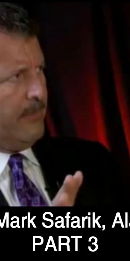 FBI Profiler Mark Safarik & Author Alan Jacobson (Part 3)