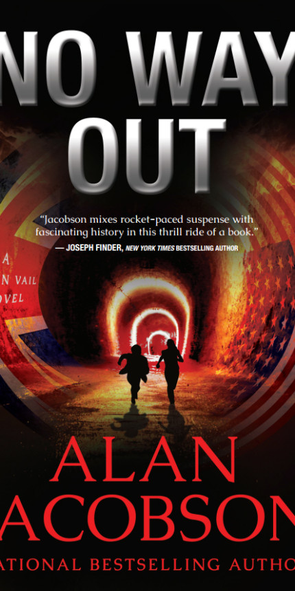 No Way Out excerpt (Karen Vail #5)