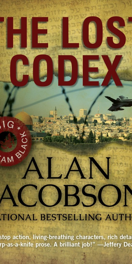 The Lost Codex excerpt (OPSIG Team Black #3)