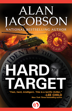 Hard Target | A novel by Alan Jacobson