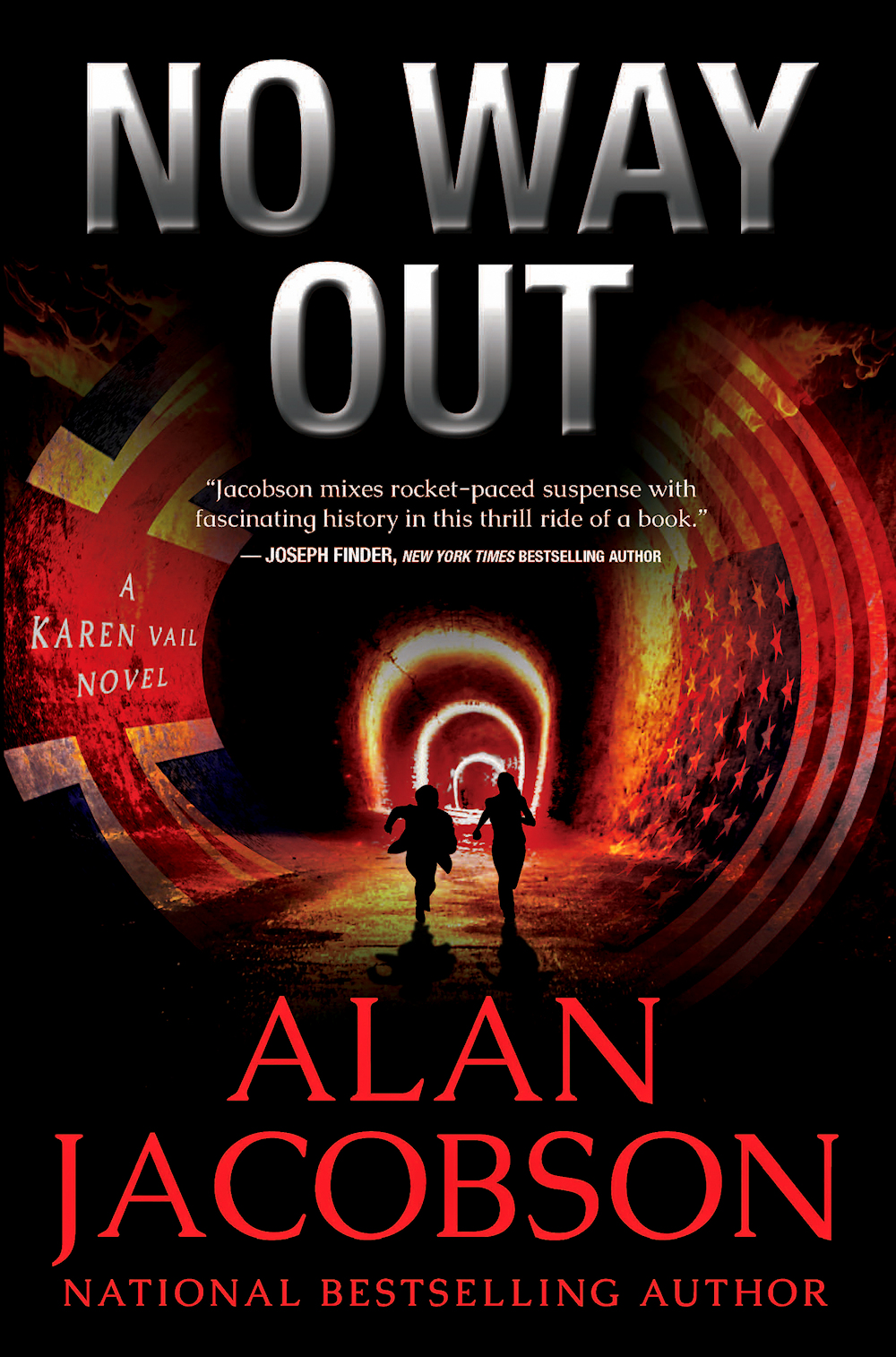 No Way Out | A novel by Alan Jacobson